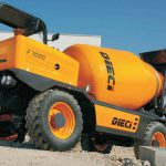 DIECI SELF-LOADING MIXERS